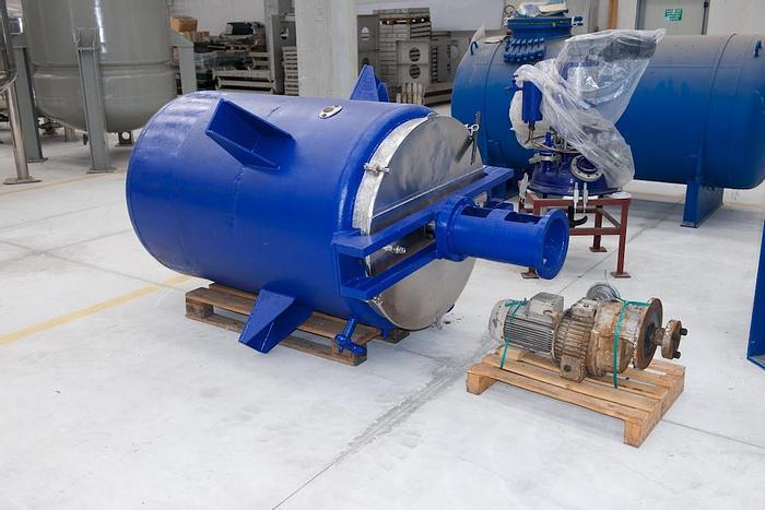 Usata Reattore / miscelatore OLSA da 1100 Litri