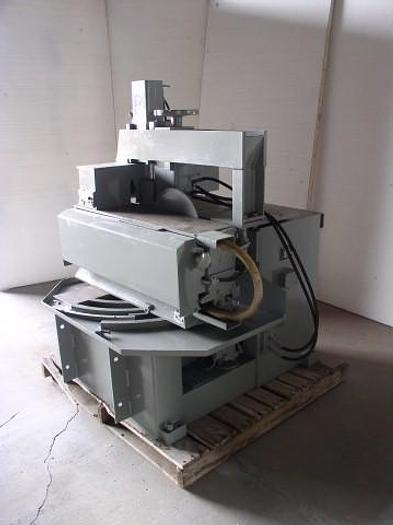 Used Trennjaeger Model LPC 110/400 Semi-Automatic Cold Saw; Circular Blade Type