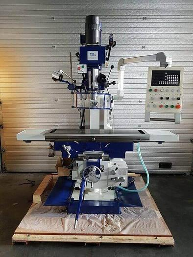 WM6332 - ROGI Universal Milling Machine