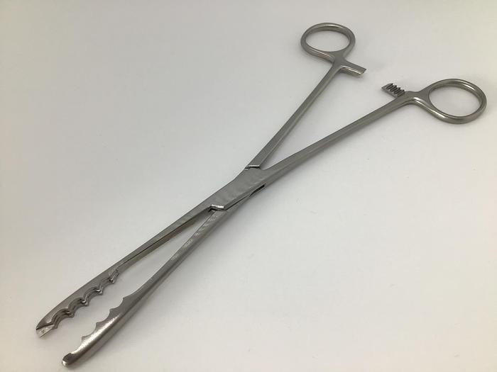 Forceps Sequestrum Bone holding Straight 230mm