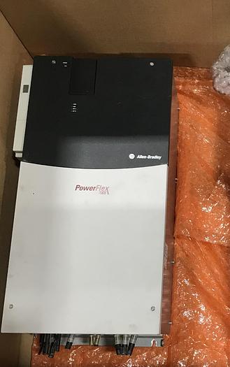 Used ALLEN BRADLEY POWERFLEX 700S DRIVE 125 HP