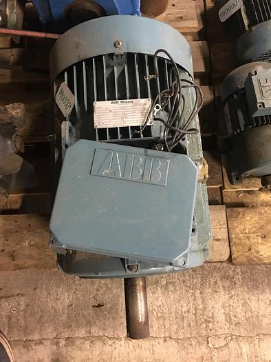 Used ABB motrs electric motor 8-4,5 kW 1420-710 r/m