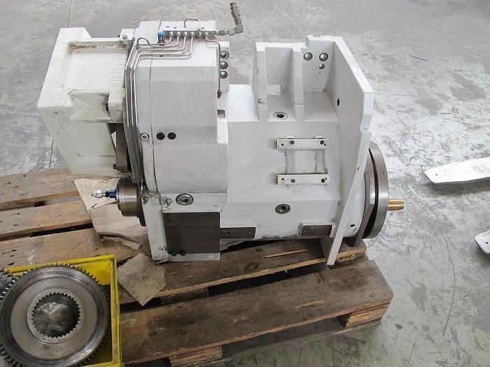 Gebraucht Drehraeumkopf ohne Motor BOEHRINGER