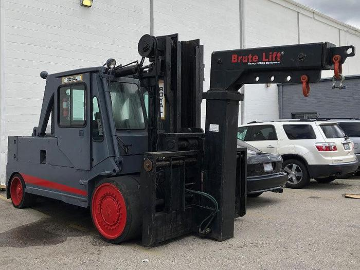 Used Royal T500B Forklift