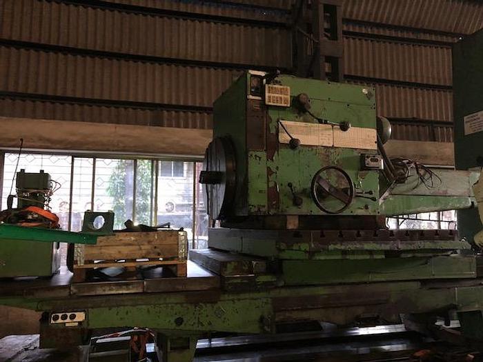1988 WMW BFT 125/5 H Boring Machine