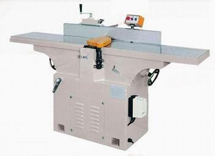 """Kufo 12"""" Jointer w/Spiral Head, 74"""" Bed 3HP, 1PH"""