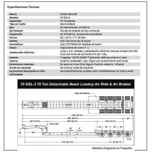 2012 EAGER BEAVER  7069/3
