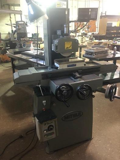 Used MITSUI GRINDER MSG-200MH