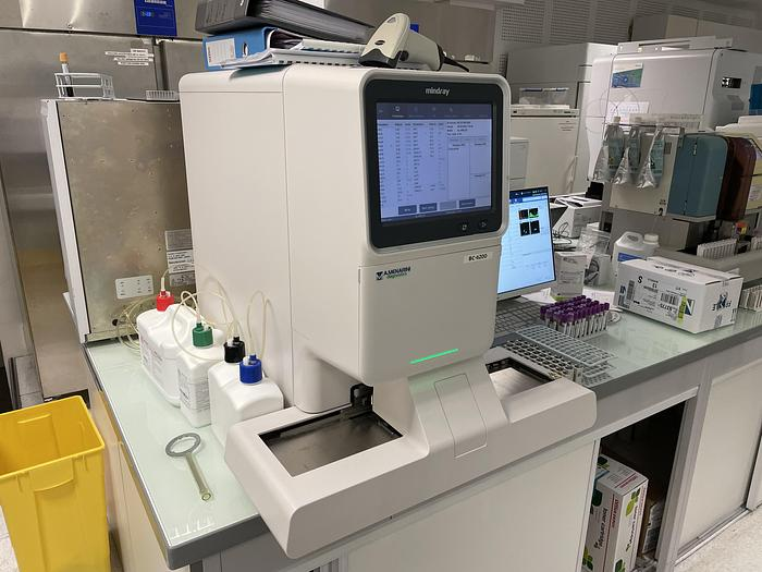 Utilisé MINDRAY BC-6200 Hematology Analyzer