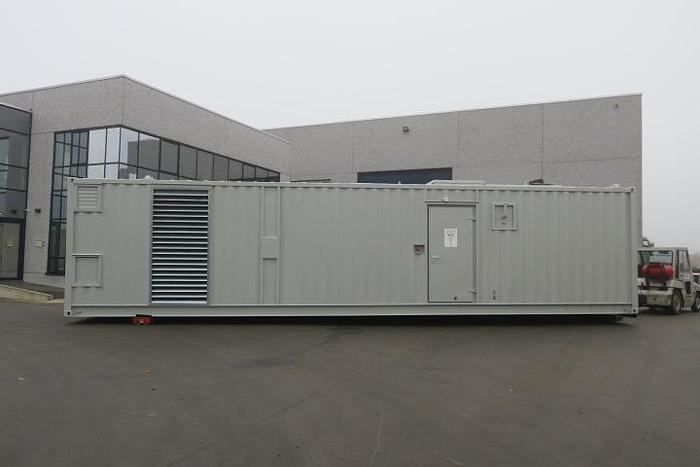 Used 2011 MTU 12V4000 - 1650 KVA