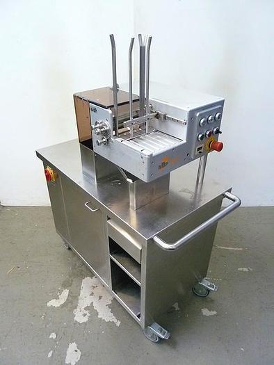 Used I 15109 E - Deblistering Machine RBP BAUER D 3600