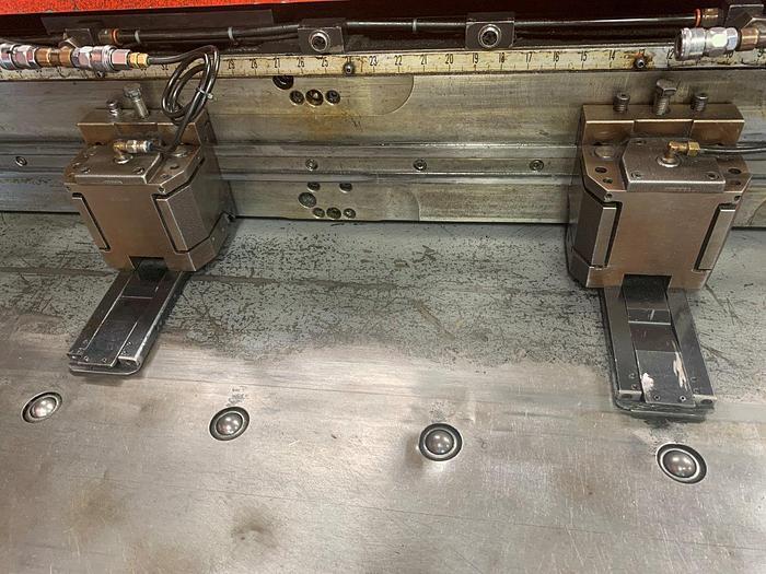 1996 33 Ton Amada Pega 357 CNC Turret Punch
