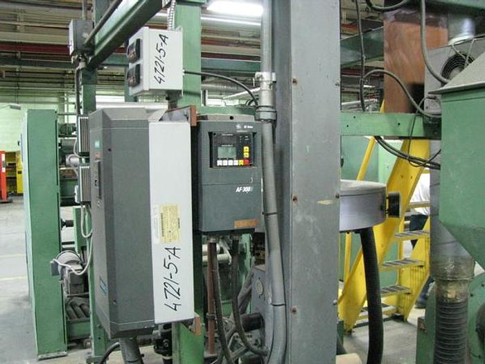 Used Siemens Extruder Drive & Control Station,6SE3223-ODH40, 20HP stock # 4721-005A