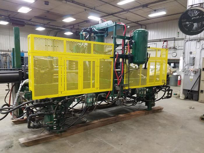 2002 HARRISON 3030 SHELL CORE MACHINE - DOUBLE STATION (On Hold)