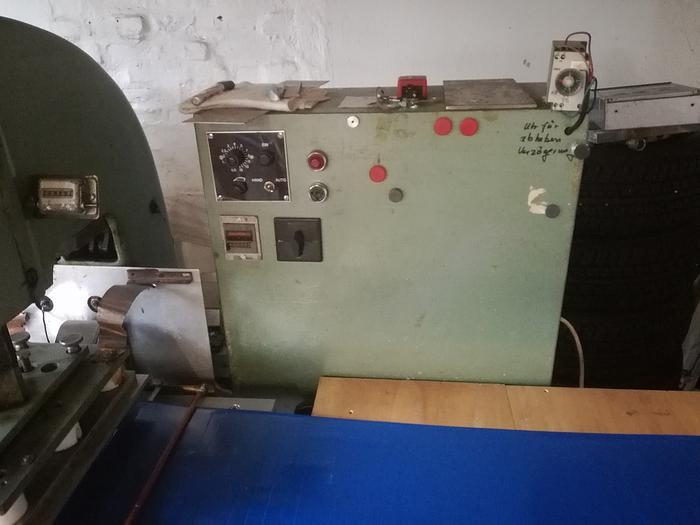 Kiefel Hochfrequenzmaschine / Schweißmaschine