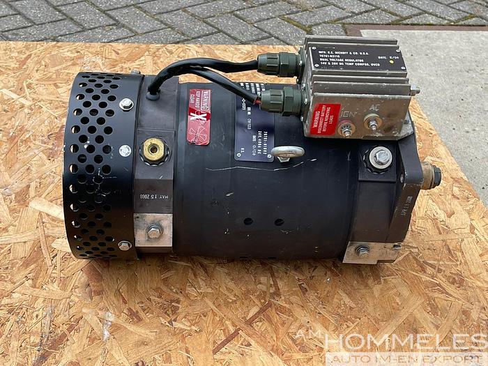 Used Niehoff N1602