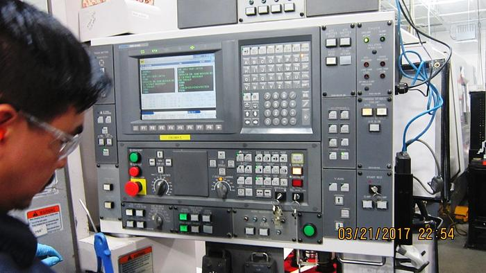OKUMA MAC TURN 250-W CNC MULTI AXIS 2004