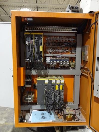 JOHNFORD SV-45 VERTICAL MACHINING CENTER
