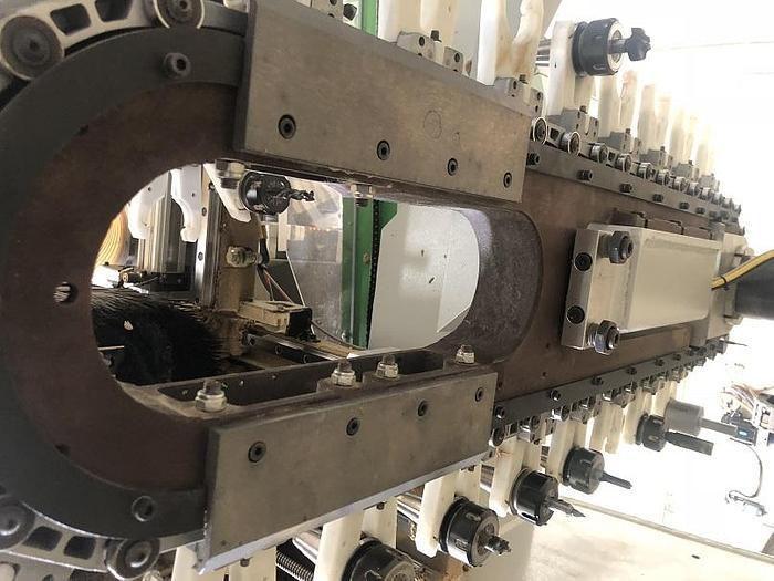 2012 Biesse Rover Gantry 6.12