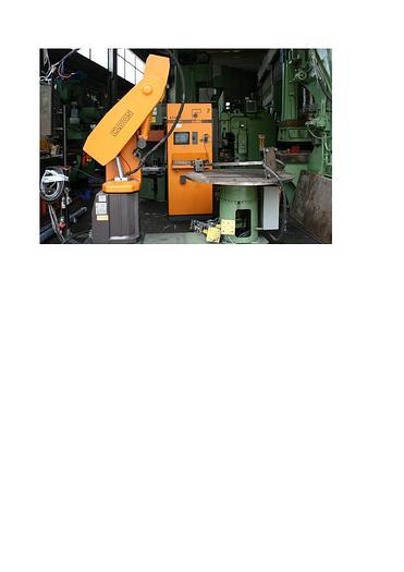 Usata ROBOT DI SALDATURA CLOOS ROMAT 76 #ITA1596