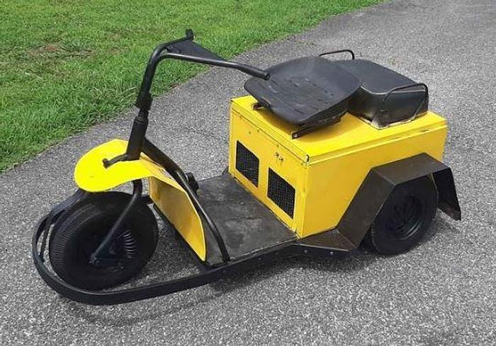 Used 1970 Cushman Cart