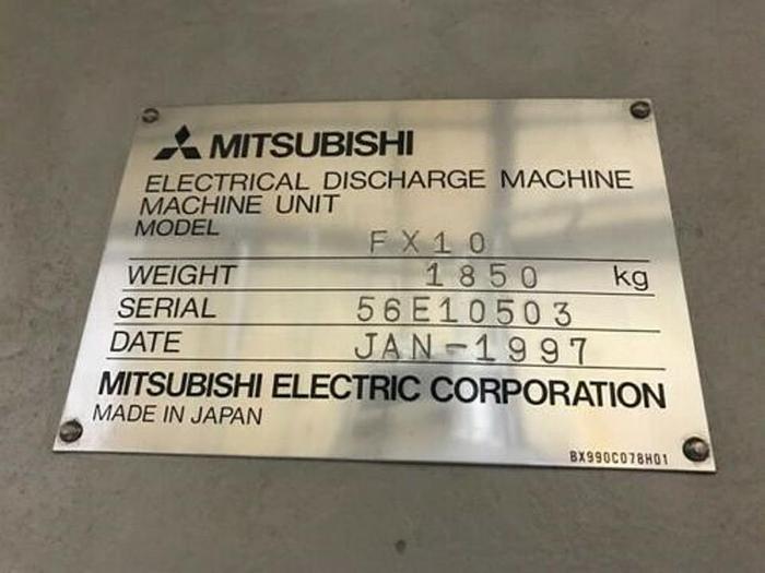 Used 1997 Mitsubishi FX10
