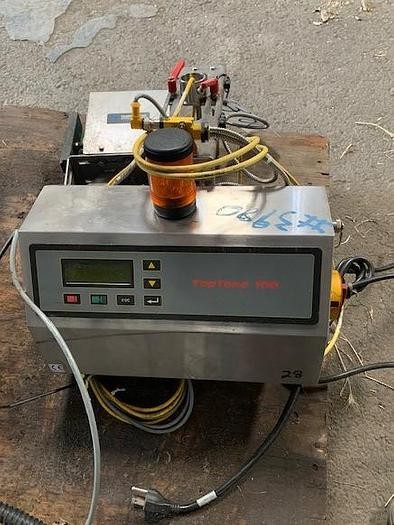 Used Tap Tone  100 Inspection System- Detector