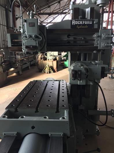 "36"" Rockford Hydraulic Shaper / Planer"
