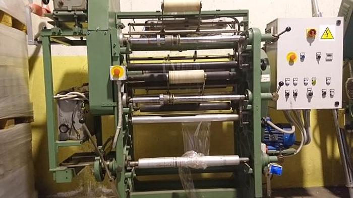 Slitter rewinder BIELLONI model B2N (600mm)