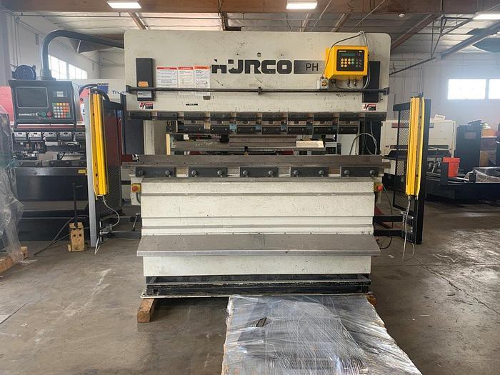 Used 2003 44 Ton Hurco CNC Hydraulic Press Brake