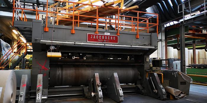 Gebraucht (FRW-149) - Slitter Rewinder, Jagenberg 4200 mm
