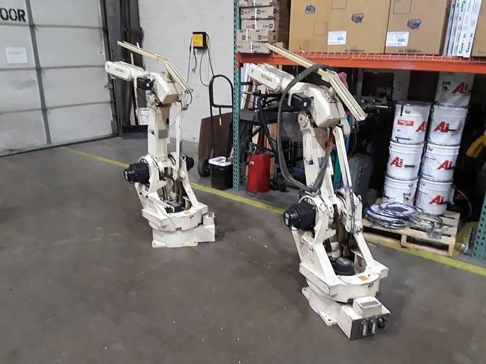1999 MOTOMAN YR-SK16-J00 ROBOTIC ARM & CONTROLLER  YR-SK16-J00