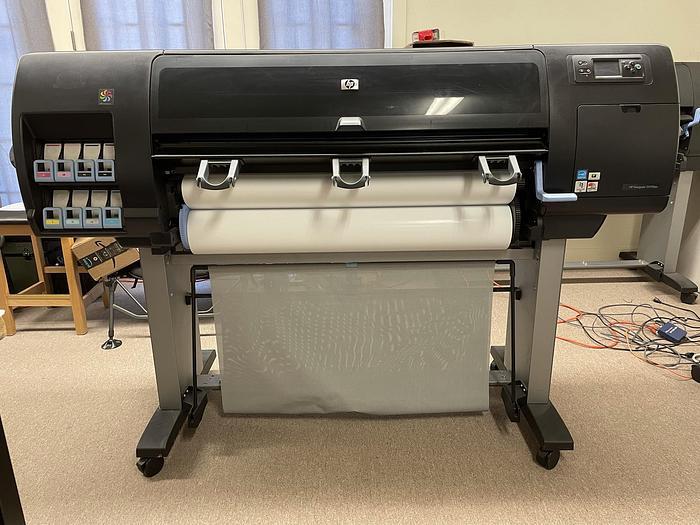 Used 2010 Hewlett-Packard Designjet z6100ps