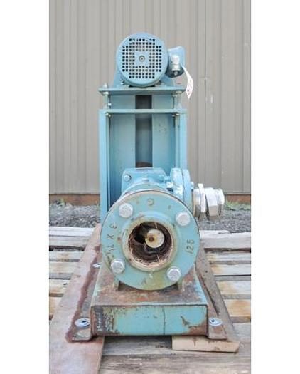 "USED PROGRESSING CAVITY PUMP, 3"" X 3"" INLET & OUTLET, CARBON STEEL"