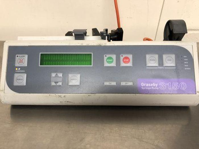 Syringe Pump Graseby 3150