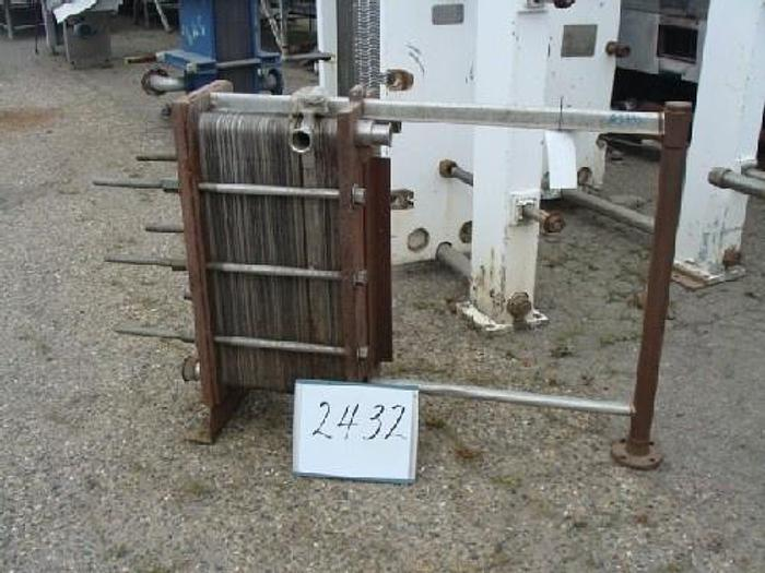 Used APV Plate  Heat Exchanger