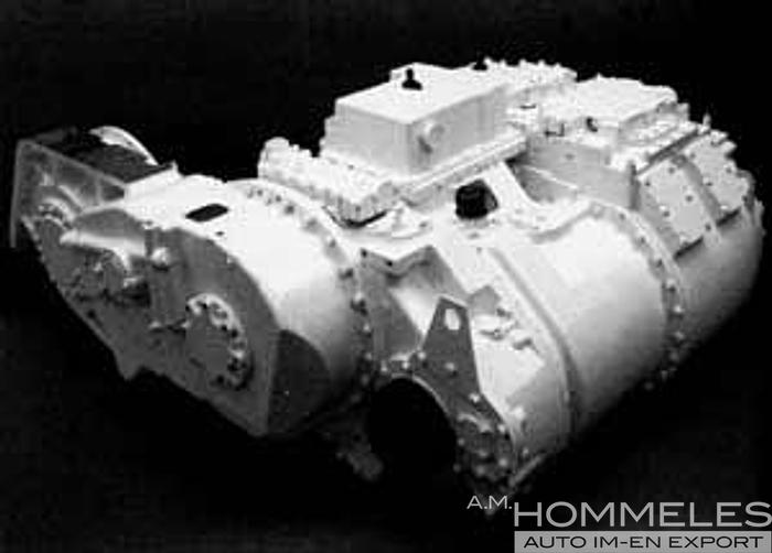 Used ALLISON XTG-411-2A