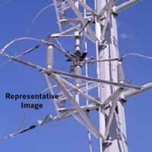 Used SEECO GL 69 kV 3 way switch