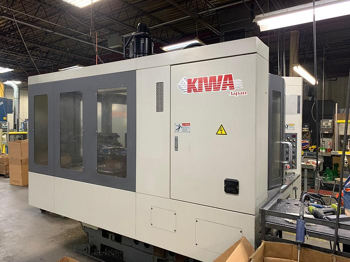 2006 Kiwa KH-45G with 6 Pallet Pool