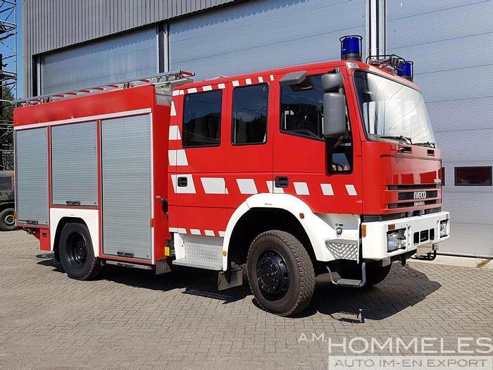 Used Magirus Eurofire 16/12 4x4