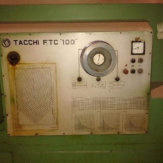 Heavy Duty Lathe  TACCHI FTC 100 1600X12000