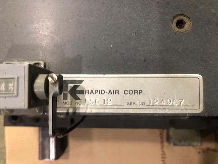RAPID-AIR MFG FSC12