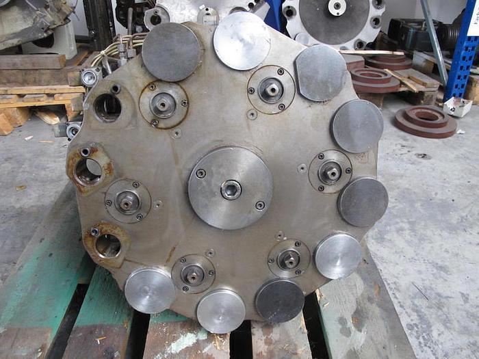 Gebraucht Werkzeugrevolver VDF Boehringer mit VDI 40
