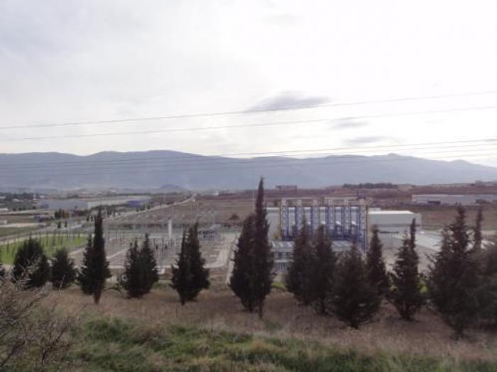 60 MW 2010 Used Wartsila 20V34SG Natural Gas Generator