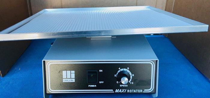 Used Lab-Line Maxi Rotator 4631