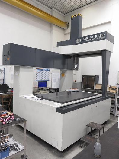 Gebraucht Koordinatenmessmaschine  Mausser KMZ - W 201210