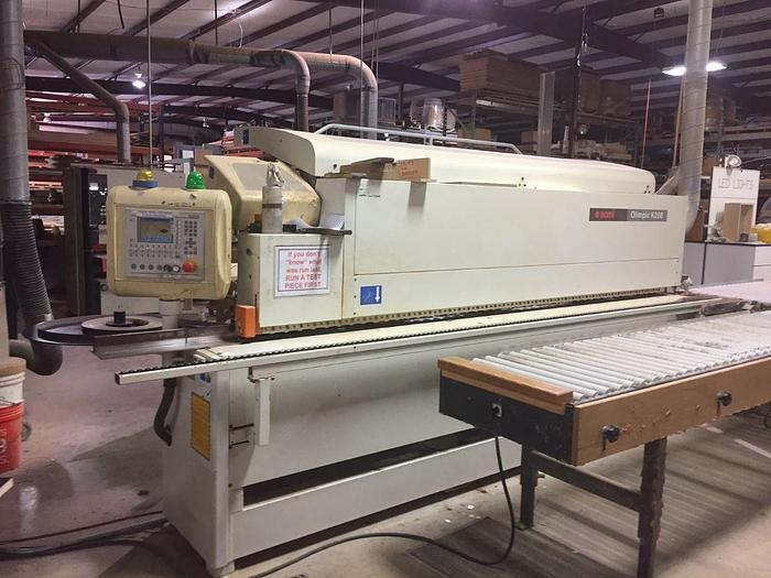 Used SCMI Olympic K208 Edgebander