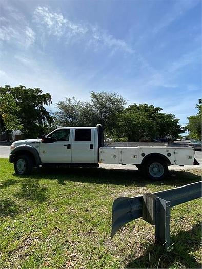 Used 2012 FORD F550 XLT SD