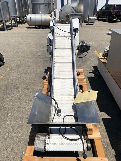 12'' Wide x 8' Long Flited Elevator