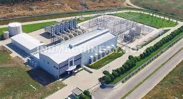 140.0 MW 2011 Wartsila 20V34SG Natural Gas Generator